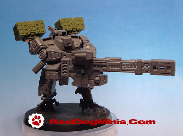 Fat Pack Missile Launcher  (1)